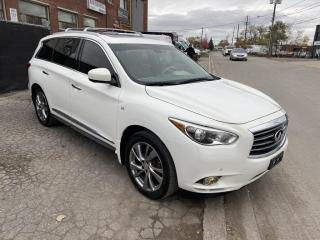 Used 2014 Infiniti QX60 AWD 4dr for sale in Scarborough, ON