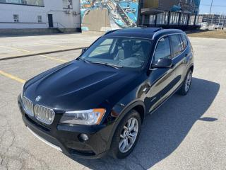Used 2014 BMW X3 AWD 28i for sale in Scarborough, ON