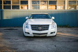 Used 2008 Cadillac CTS AWD, panoramic sunroof,BOSS speakers for sale in Scarborough, ON