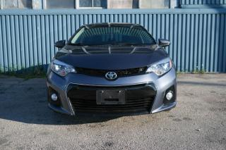 Used 2016 Toyota Corolla 4DR SDN for sale in Scarborough, ON