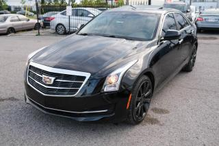 Used 2015 Cadillac ATS 4dr Sdn 2.0L AWD fully loaded for sale in Scarborough, ON