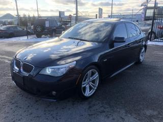 Used 2008 BMW 535 I 4dr Sdn 535i  M package for sale in Scarborough, ON