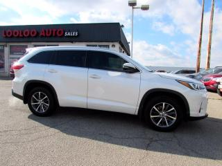 Used 2017 Toyota Highlander XLE AWD 8 PASS NAVIGATIN CAMERA CERTIFIED for sale in Milton, ON