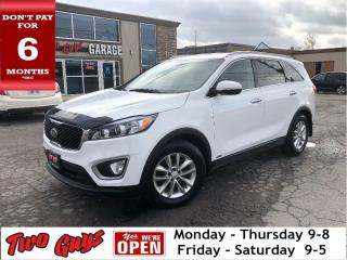 Used 2018 Kia Sorento LX   2.0L Turbo AWD   New Tires   B/Up Cam   Bluet for sale in St Catharines, ON