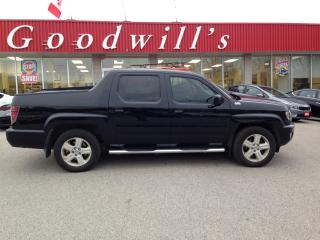 Used 2014 Honda Ridgeline TOURING! HEATED LEATHER! NAV! SUNROOF! for sale in Aylmer, ON