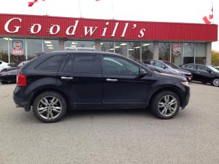 Used 2011 Ford Edge SEL! ADAPTIVE CRUISE! LEATHER INTERIOR! for sale in Aylmer, ON