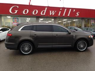 Used 2011 Lincoln MKT ECOBOOST! NAV! HEATED, COOLED LEATHER! SUNROOF! for sale in Aylmer, ON