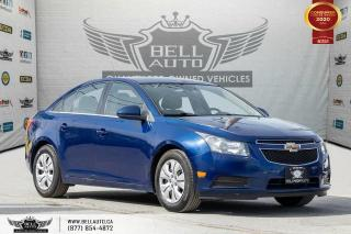 Used 2013 Chevrolet Cruze LT Turbo, BLUETOOTH, CRUISE CONTROL, CLIMATE CNTRL for sale in Toronto, ON