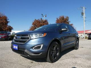 Used 2018 Ford Edge SEL | Remote Start | Heated Seats | Navigation for sale in Essex, ON