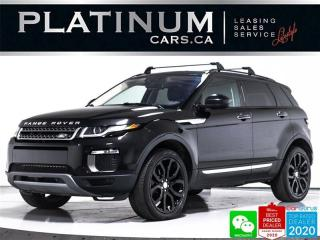 Used 2017 Land Rover Evoque HSE, AWD, NAV, PANO, MERIDIAN, 360, HEATED, 20INCH for sale in Toronto, ON