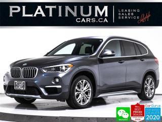 Used 2017 BMW X1 xDrive28i, AWD, PREMIUM, NAV, PANO, HUD, CAM, HEAT for sale in Toronto, ON