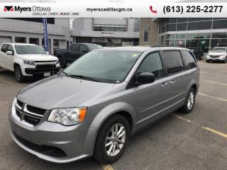 Used 2015 Dodge Grand Caravan SXT PREMIUM PLUS  SXT, STOW AND GO, BLUETOOTH, KEYLESS ENTRY, CERTIFIED for sale in Ottawa, ON