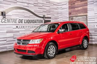 Used 2015 Dodge Journey Groupe valeur Canada+A/C+GR/ELECT for sale in Laval, QC