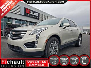 Used 2017 Cadillac XT5 **LUXURY 3.6 L** for sale in Châteauguay, QC