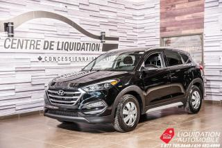 Used 2017 Hyundai Tucson Premium+AWD+SIEG/CHAUFF+GR/ELECT+BLUETOOTH for sale in Laval, QC