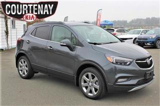 Used 2018 Buick Encore Essence w/Sunroof for sale in Courtenay, BC