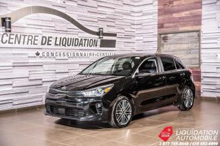 Used 2018 Kia Rio5 EX+TOIT+NAV+VOLANT&SIEG/CHAUFF+BLUETOOTH for sale in Laval, QC
