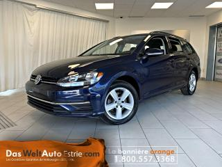 Used 2018 Volkswagen Golf Sportwagen Trendline 4MOTION, Automatique Bas Kilo! for sale in Sherbrooke, QC