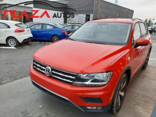 Used 2018 Volkswagen Tiguan Trendline FWD, BAS KILOMÉTRAGE for sale in Beauport, QC