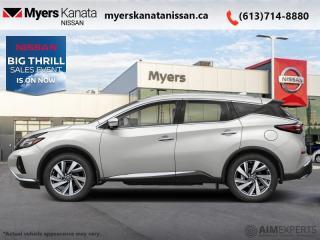 New 2021 Nissan Murano AWD SL  - Navigation -  Sunroof for sale in Kanata, ON
