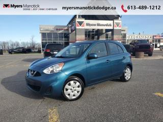 Used 2017 Nissan Micra S  - $77 B/W for sale in Ottawa, ON