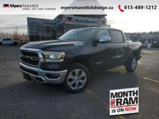 New 2021 RAM 1500 Big Horn  -  Remote Start -  Fog Lamps - $348 B/W for sale in Ottawa, ON