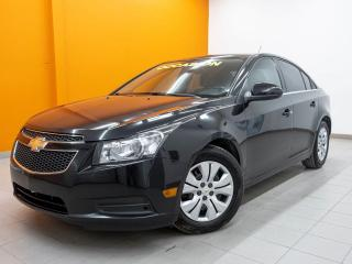 Used 2013 Chevrolet Cruze LT ÉCRAN TACTILE BLUETOOTH *CAMÉRA RECUL* for sale in St-Jérôme, QC