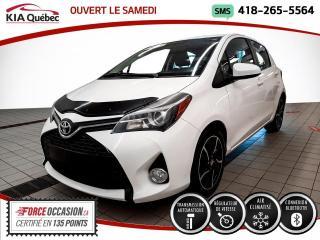 Used 2016 Toyota Yaris Hatchback SE* AUTOMATIQUE* A/C* GROUPE ELECTRIQUE* for sale in Québec, QC