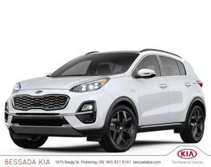 New 2021 Kia Sportage LX S AWD for sale in Pickering, ON