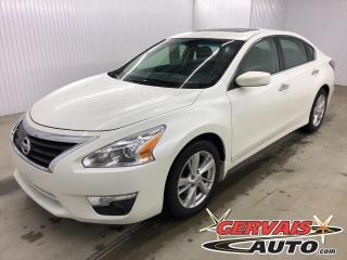 Used 2014 Nissan Altima SV Toit Ouvrant Mags Caméra *Bas Kilométrage* for sale in Shawinigan, QC