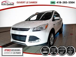 Used 2016 Ford Escape SE* SIEGES CHAUFFANTS* CAMERA* A/C* for sale in Québec, QC