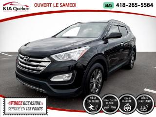 Used 2013 Hyundai Santa Fe PREMIUM* SIEGES CHAUFFANTS* BIZONE* for sale in Québec, QC