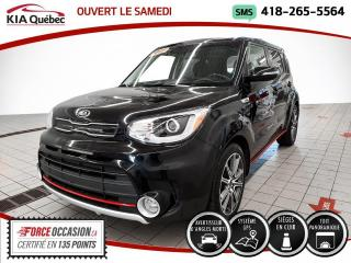 Used 2017 Kia Soul SX* TECH* TURBO* GPS* TOIT PANO* for sale in Québec, QC