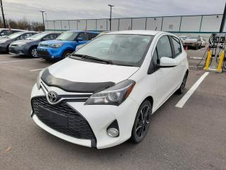 Used 2016 Toyota Yaris SE* AT* 5 PORTES* A/C* GROUPE ELECTRIQUE for sale in Québec, QC