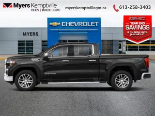 New 2021 GMC Sierra 1500 AT4  - Sunroof - Navigation for sale in Kemptville, ON