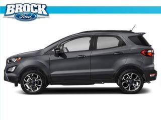 New 2020 Ford EcoSport SES for sale in Niagara Falls, ON