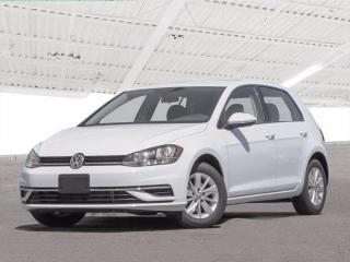 New 2020 Volkswagen Golf COMFORTLINE for sale in Hebbville, NS