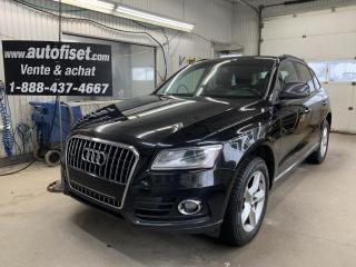 Used 2015 Audi Q5 quattro 4dr 2.0T Komfort for sale in St-Raymond, QC