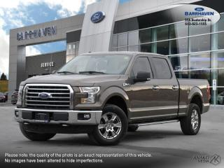 Used 2016 Ford F-150 4x4 - Supercrew XLT - 157 WB for sale in Ottawa, ON