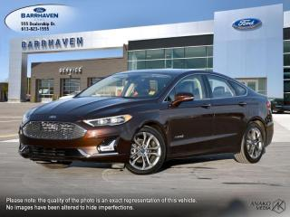 Used 2019 Ford Fusion for sale in Ottawa, ON