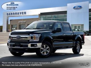 Used 2018 Ford F-150 4x4 - Supercrew XLT - 145 WB for sale in Ottawa, ON