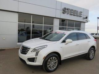 New 2018 Cadillac XT5 Luxury AWD for sale in Fredericton, NB