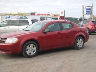 Used 2010 Dodge Avenger SXT for sale in Fenelon Falls, ON
