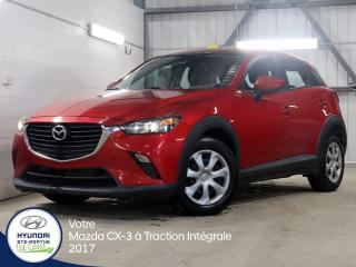 Used 2017 Mazda CX-3 GX à Traction INTÉGRALE for sale in Val-David, QC
