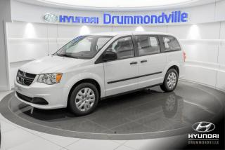 Used 2017 Dodge Grand Caravan GARANTIE + A/C + CRUISE + WOW !! for sale in Drummondville, QC