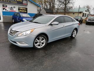 Used 2011 Hyundai Sonata LIMITED for sale in Madoc, ON