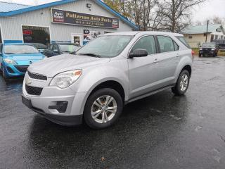Used 2012 Chevrolet Equinox LS for sale in Madoc, ON