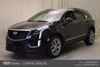 New 2021 Cadillac XT5 Sport AWD for sale in Regina, SK