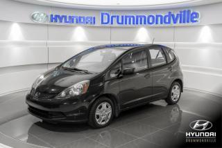 Used 2014 Honda Fit DX-A + GARANTIE + A/C + GR ELECTRIQUE + for sale in Drummondville, QC