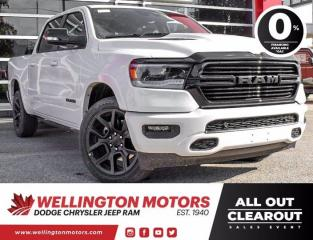 New 2021 RAM 1500 Laramie for sale in Guelph, ON